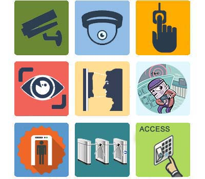 SECURITY & BIOMETRIC DEVICES